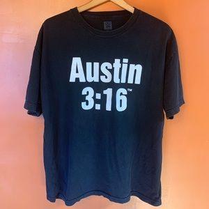 WWE Stone Cold Steve Austin 3:16 T shirt.